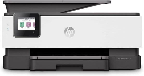 HP OfficeJet Pro 8022 All-in-One Wireless Printer Touch Screen Print/Copy/Scan